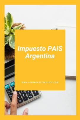 Impuesto Pais en Argentina