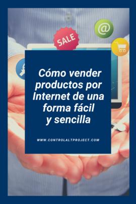 cómo vender productos por Internet
