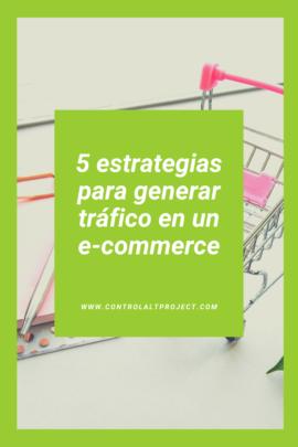 estrategias para generar tráfico