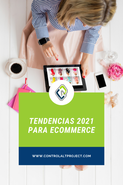 tendencias 2021 para Ecommerce